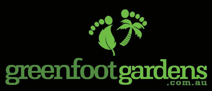 Greenfoot Gardening Logo